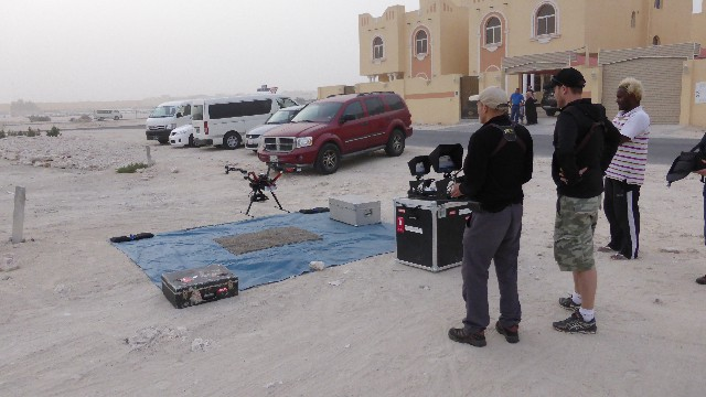 Arc Video- On Location in Doha